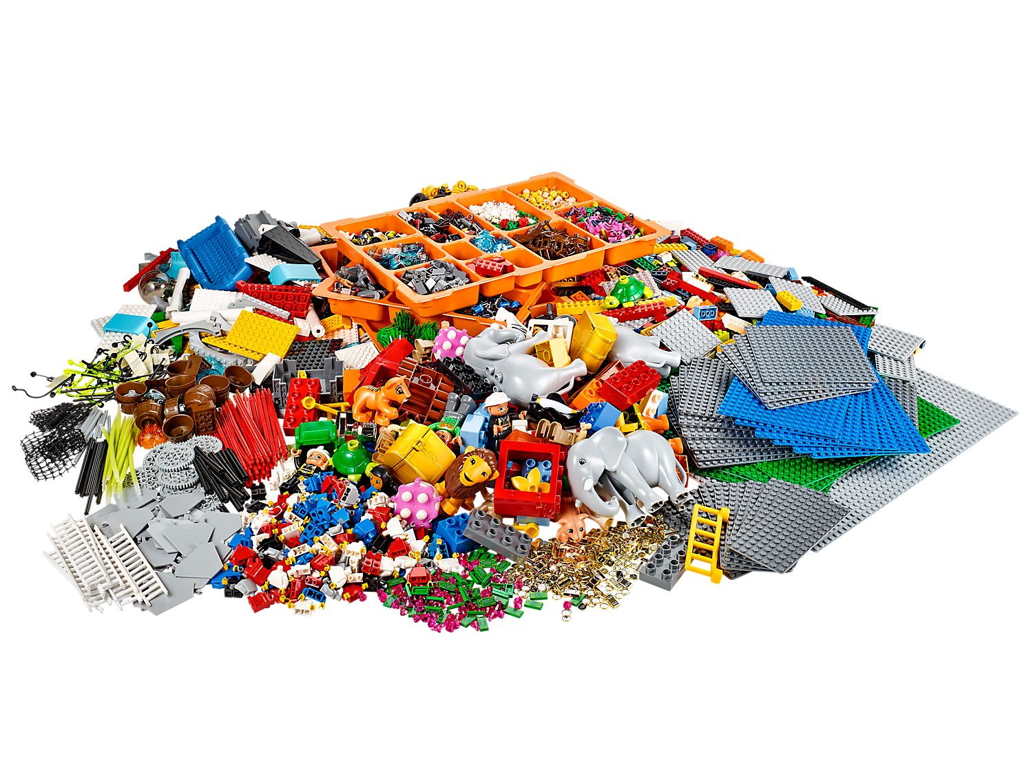 Lego Serious Play Identity and Landscape Kit