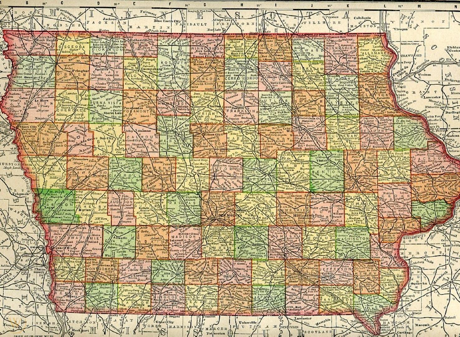The Iowa Locator