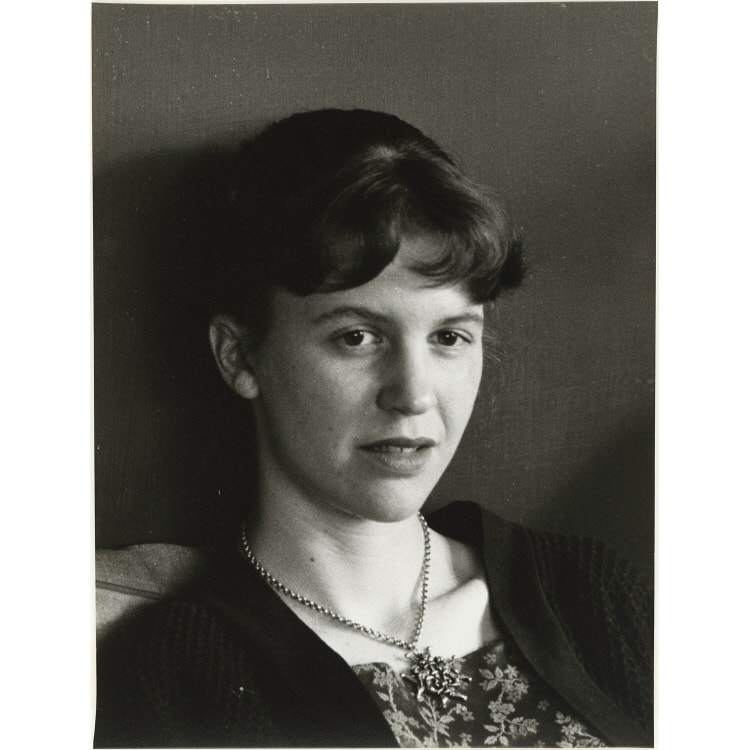 Sylvia Plath, 27 Oct 1932 - 11 Feb 1963