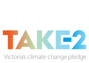 TAKE2, Victoria's Climate change pledge