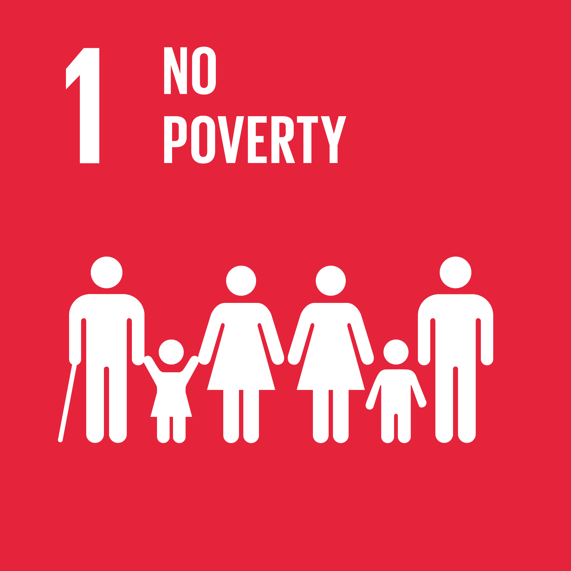 Sustainable Development Goal 1: No Poverty