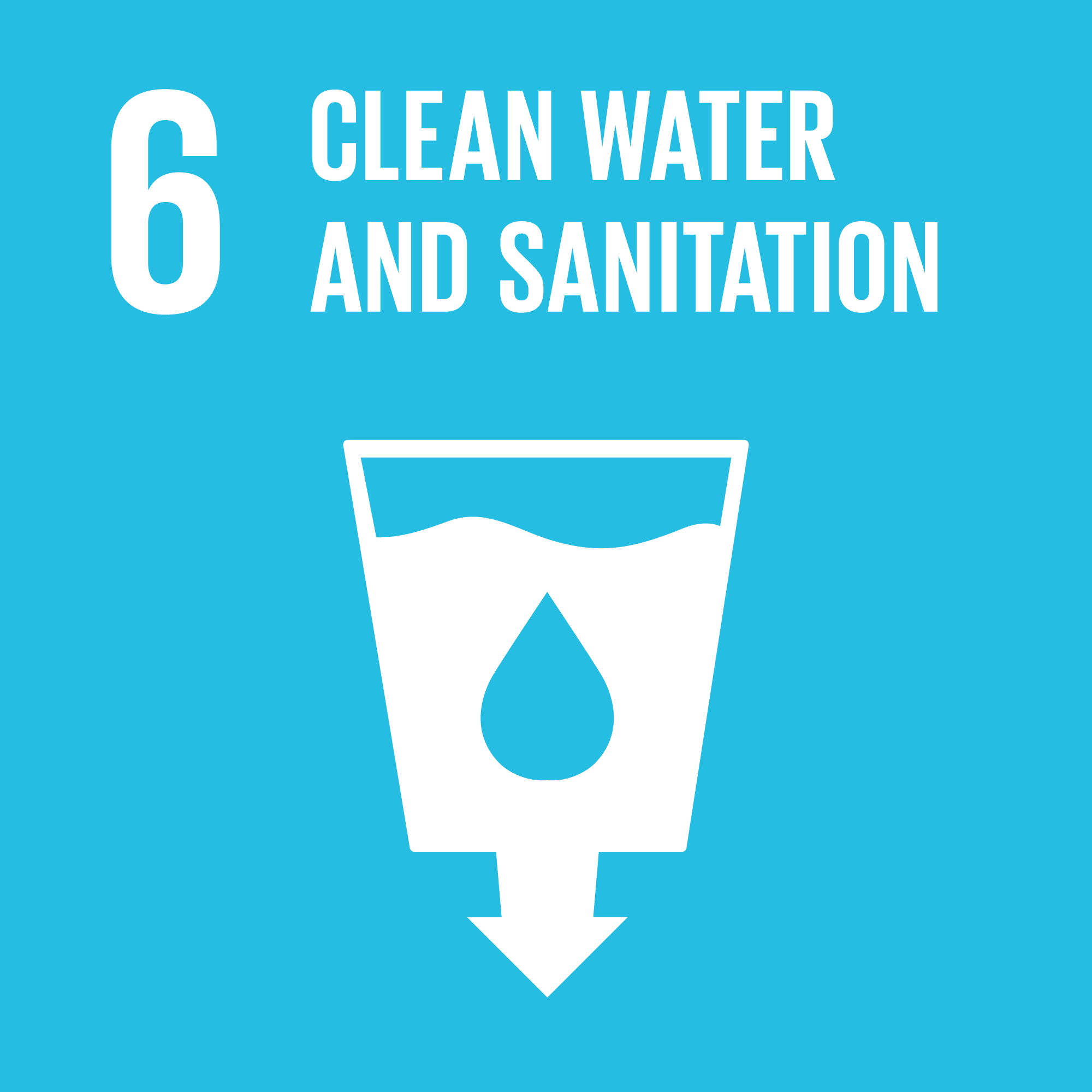 Sustainable Development Goal 6: Clean Water
