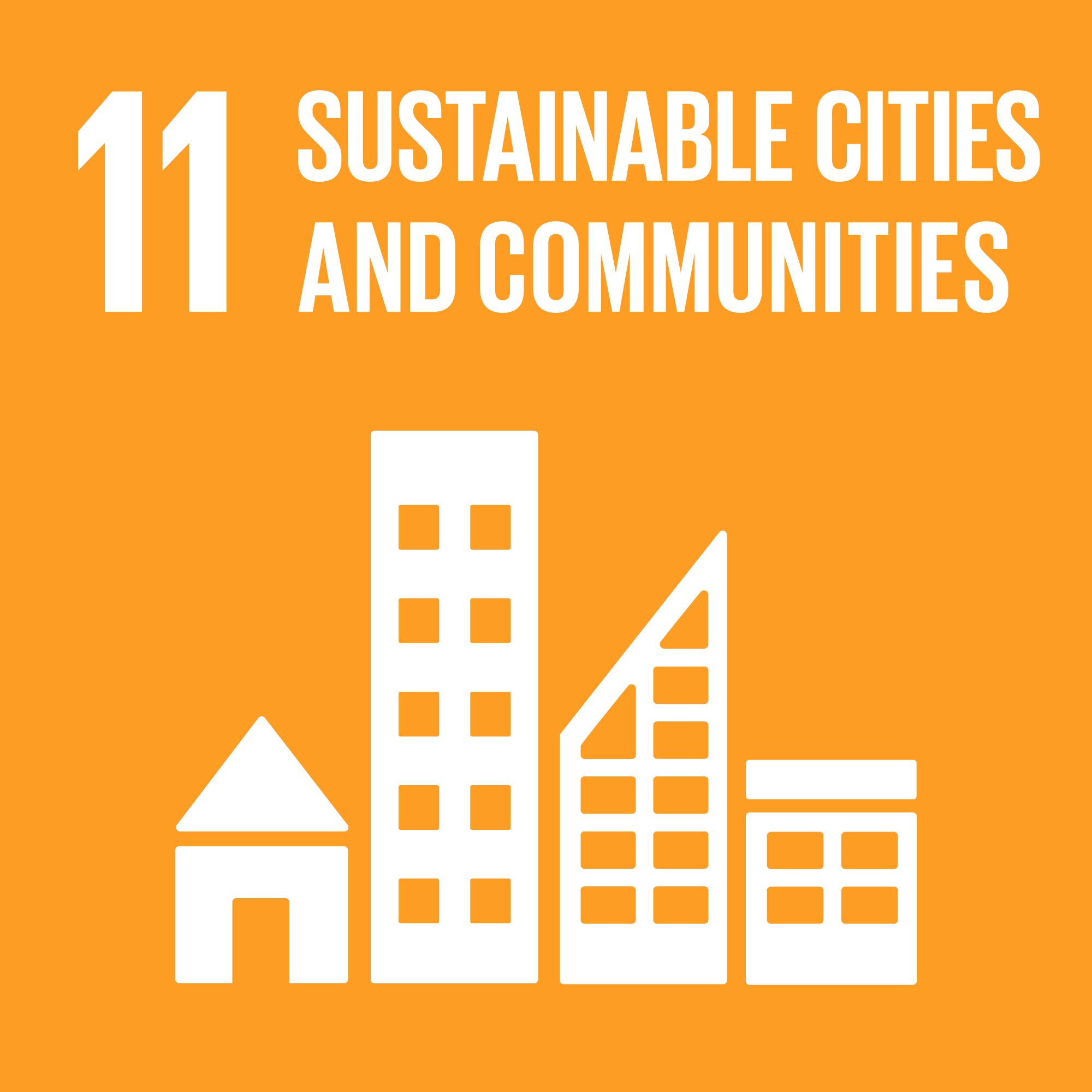 Sustainable Development Goal 11: Cities and communities