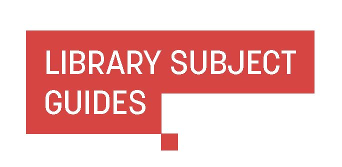 Library Subject Guides