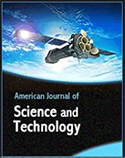 cover of the American Journal of Science and Technology