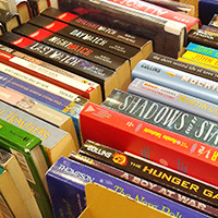 Friends of SCPL Church Street Fair Book Sale