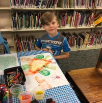 Drop-In Crafts @ Live Oak Library