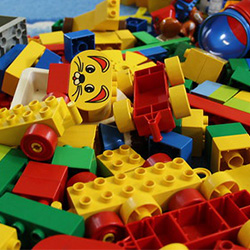 CANCELLED: LEGO & DUPLO Fun @ Branciforte!