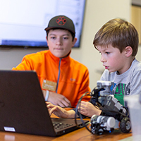 Robo Basics @ Boulder Creek