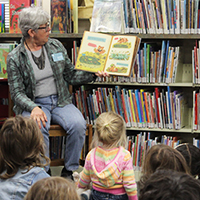 Preschool Storytime @ Scotts Valley