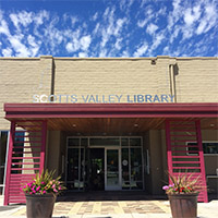 Scotts Valley Friends of the Library Monthly Meeting