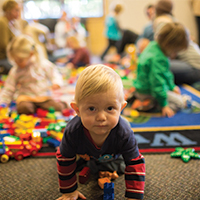 Family Storytime @ Boulder Creek