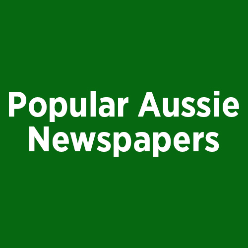 Popular Aussie Newspapers