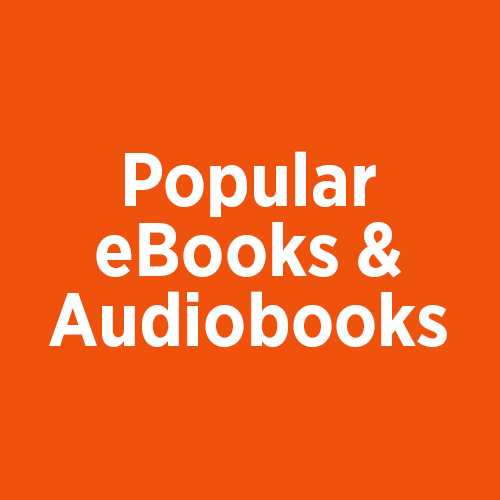 Popular eBooks & Audiobooks