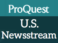 ProQuest U.S. Newsstream