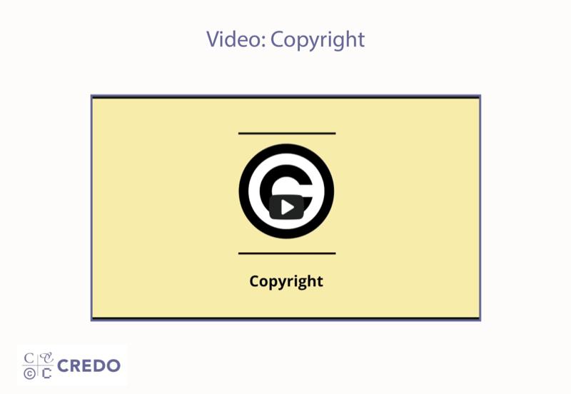 Video: Copyright
