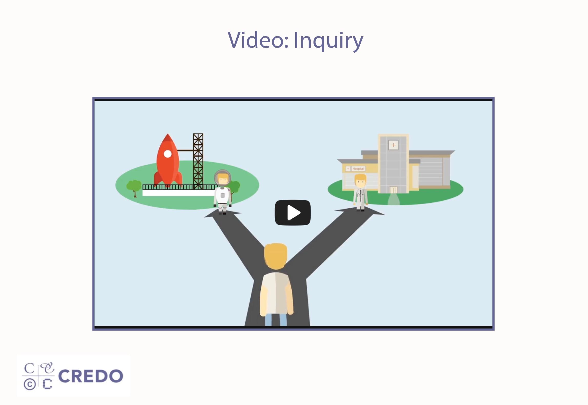 Video: Inquiry