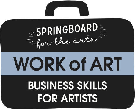 Work of Art: Portfolio Kit for Artists