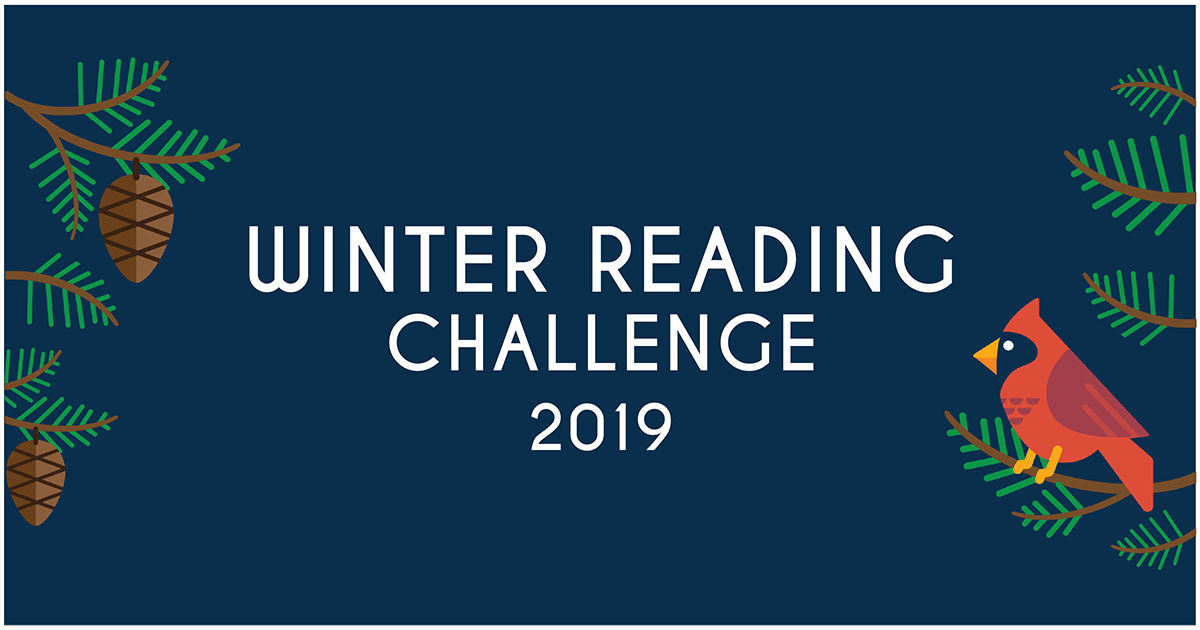 Winter Reading Challenge 2019