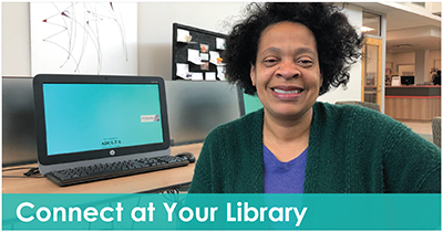 Connect at Your Library