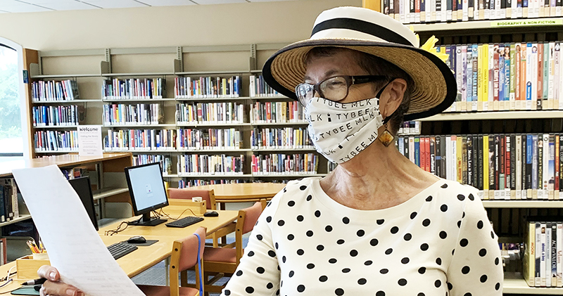 Tybee Library Staff Story