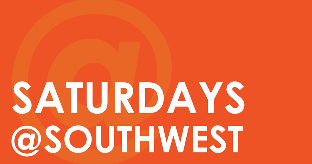 Saturdays at Southwest logos