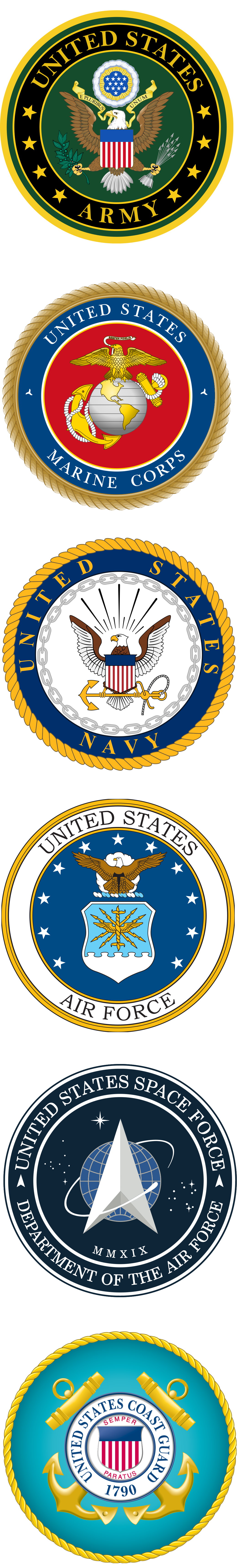 Armed Forces emblem