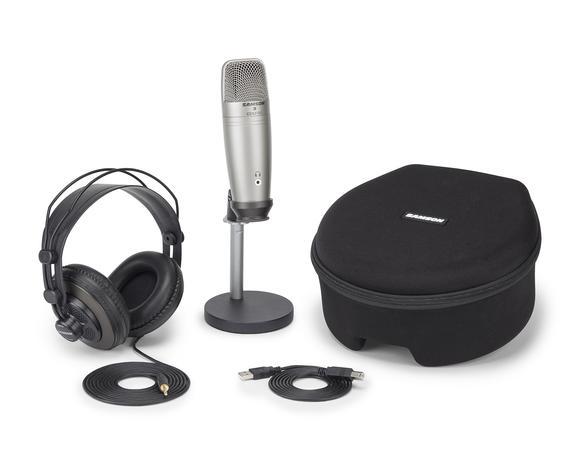 Samson USB Studio Condenser  Microphone Pro