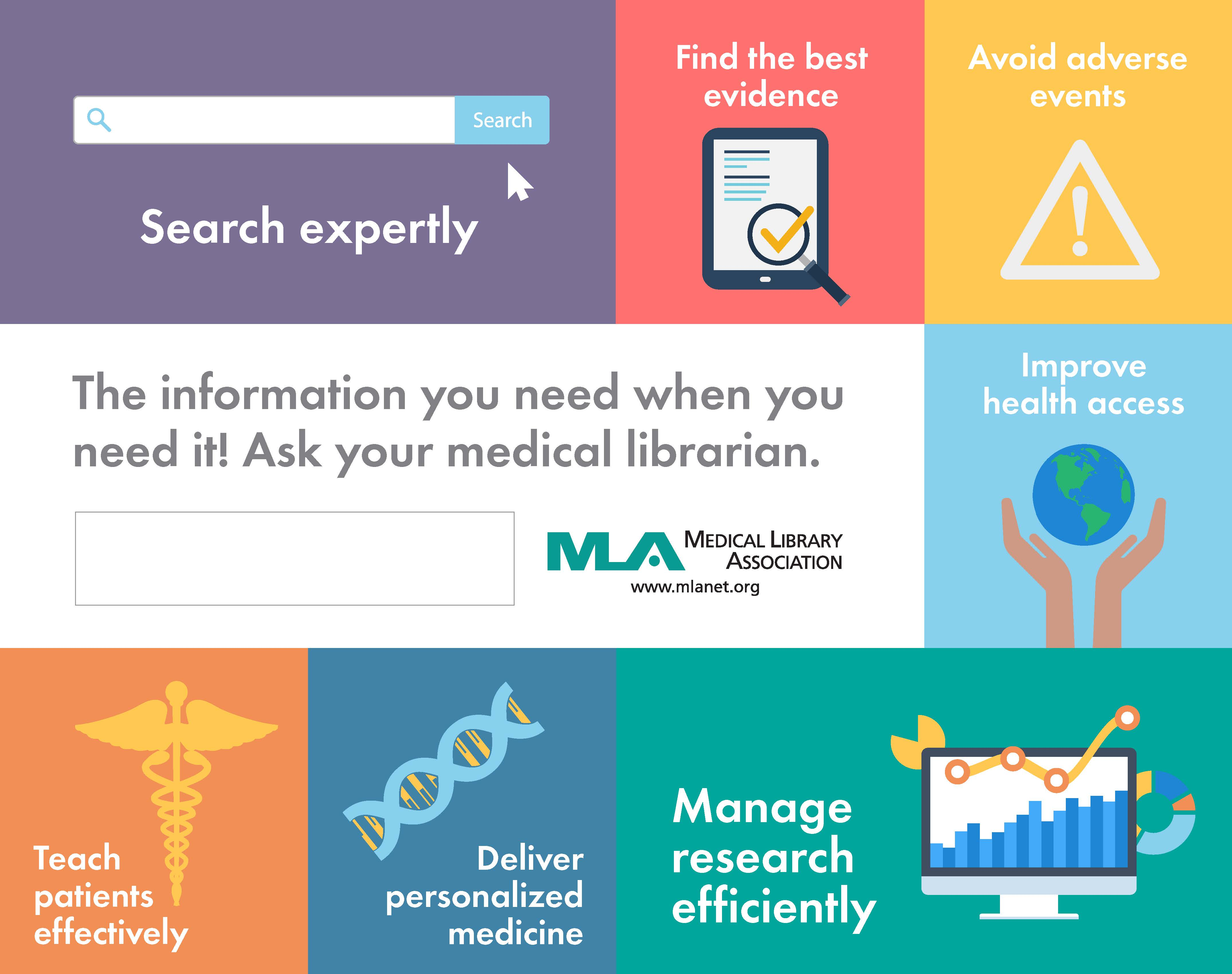 October is National Medical Librarians Month