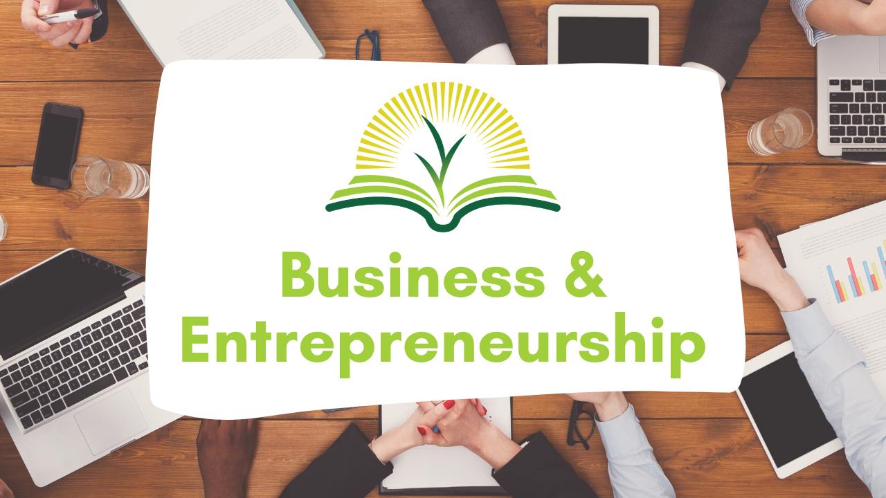 Business and entrepreneurship image