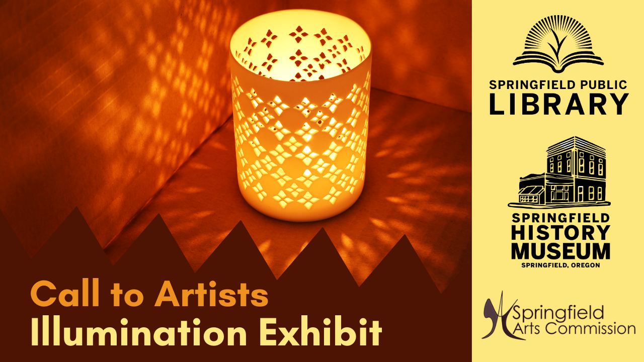 call to artists for luminary artwork