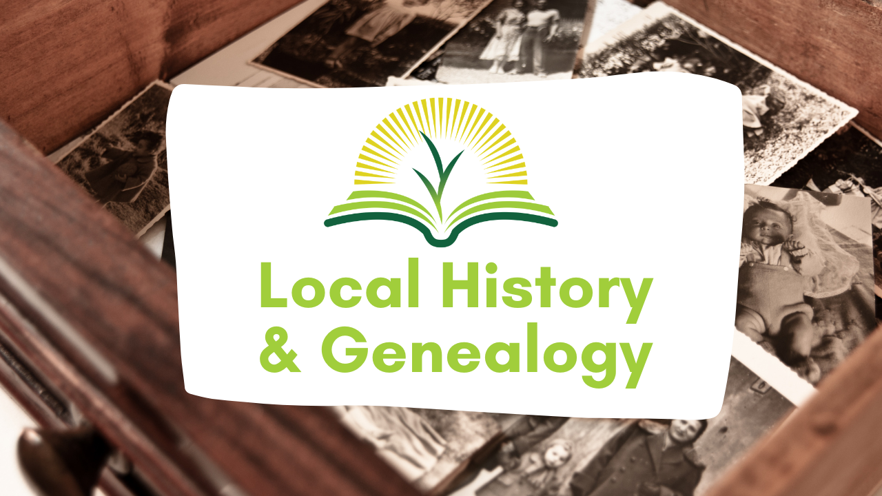 local history and genealogy image