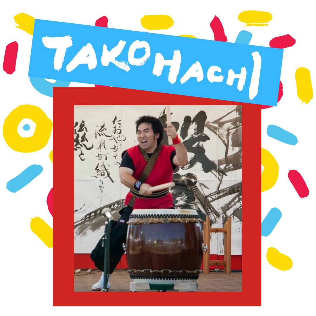 image of takohachi drummer
