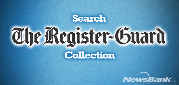 search the Register Guard collection