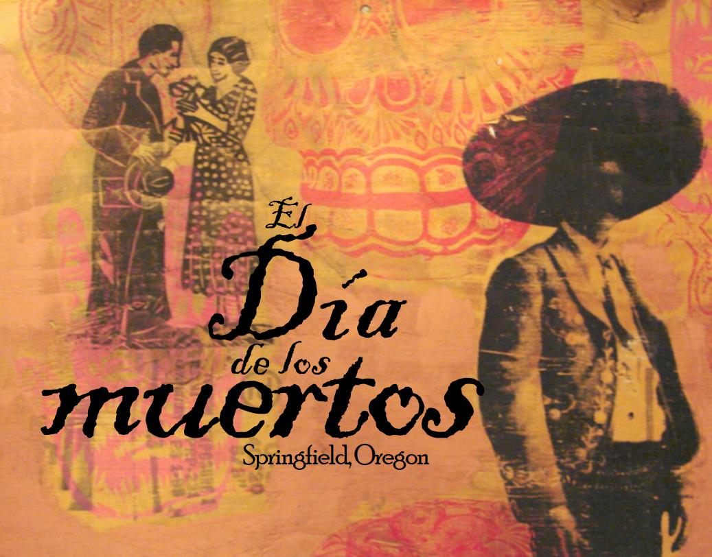 Día de los muertos program logo