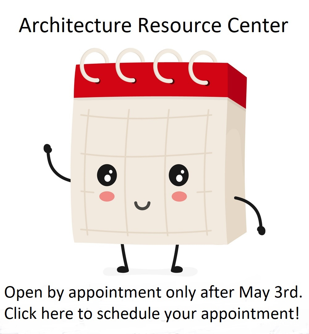 Architecture Resource Center Appointments