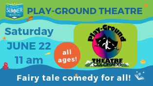 Play-Ground Theatre Presents Fairy Tale Theatre