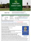 Library Shelf Life - Fall 2020