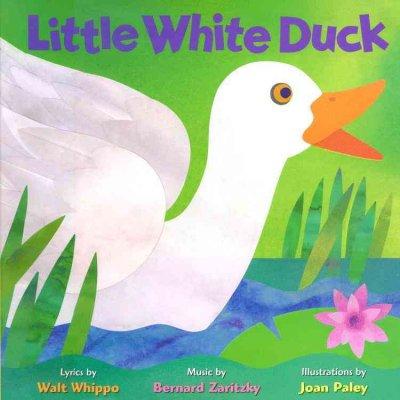Little White Duck