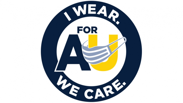 I Wear. We Care. For AU.