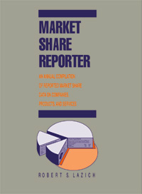 Book Cover - Title in dark blue lettering above image of a pie chart against a grey background.