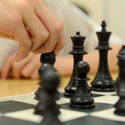 Auberry Chess Program