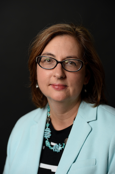 image of library director Carrie Frey