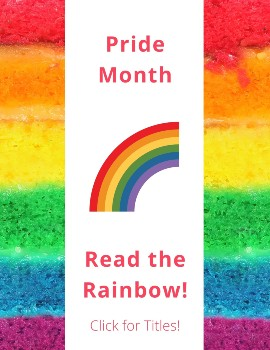 Pride Month reads!