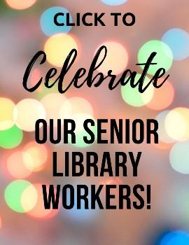 Senior library worker spotlight