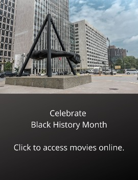 Streaming movies to celebrate Black History Month