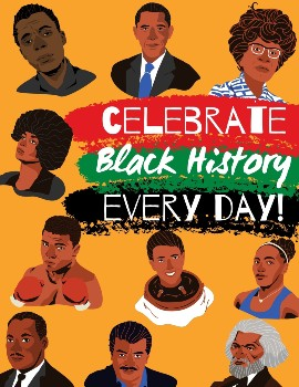 Streaming movies to celebrate Black History every day of the year!