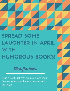 Funny books to lighten your mood click for titles