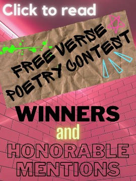 click to read poetry contest winners and honorable mentions