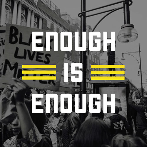 Black Lives Matter: Enough is enough